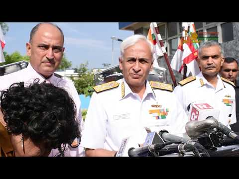 CNS Admiral Sunil Lanba Reacts To DOD Pentagon Report on China Making Pakistan a Military Base