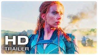 ЧЁРНАЯ ВДОВА Русский Трейлер #1 (2020) Скарлетт Йоханссон Marvel SuperHero Movie HD