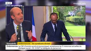 FranceInfo - Tout est politique - 31/08/2017 - JPM