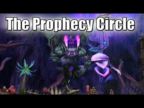 The Prophecy Circle Dungeon | Order & Chaos
