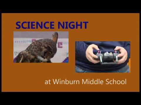 Winburn Middle School - Science Night