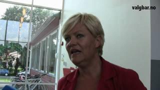 Kristin Halvorsen om karakterer