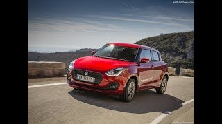 2020 Suzuki Swift Features and Drive Video