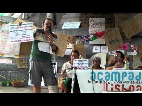 Assembleia Popular de 27 de Maio na #acampadalisboa