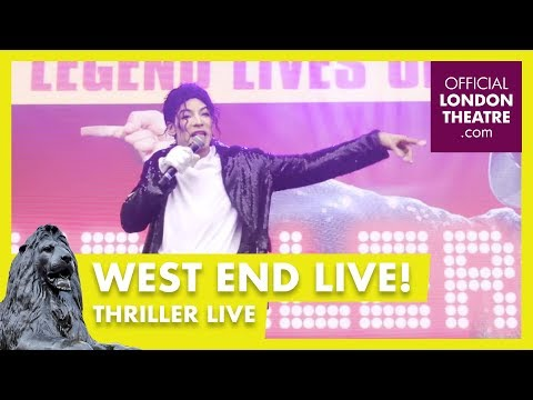 West End LIVE 2017: Thriller Live