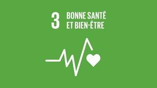 ODS 3: Bonne Santé et Bien-Être