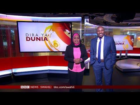 BBC DIRA YA DUNIA JUMATANO 16.05.2018