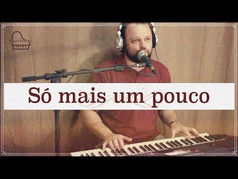 SÓ MAIS UM POUCO - MARCIO PINHEIRO Cover Geraldo Guimarães