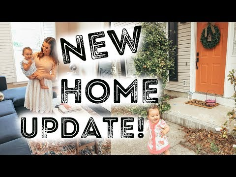 HOME DECOR TOUR & NEW HOUSE UPDATE!   Hayley Paige