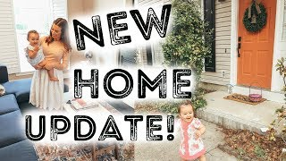 HOME DECOR TOUR & NEW HOUSE UPDATE! | Hayley Paige