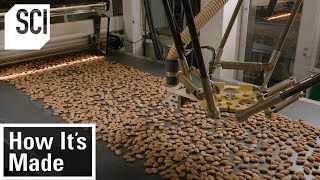 How It's Made: Almonds