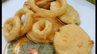 Cuisine indienne Pakora