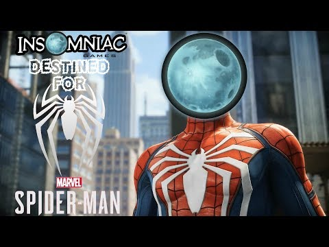 Insomniac Games Was DESTINED to Make Spider-Man PS4... Here's Why...
