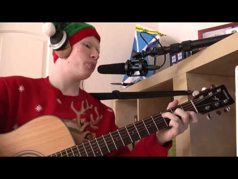Christmas Baby Please Come Home - Death Cab for Cutie (Cover)