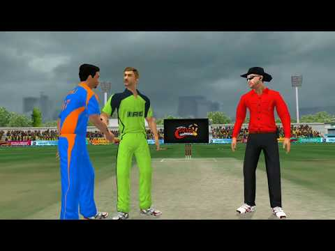 29th June 2nd final T20 Ireland Vs India 2018 World Cricket Championship aNdroid / IOS Gameplay