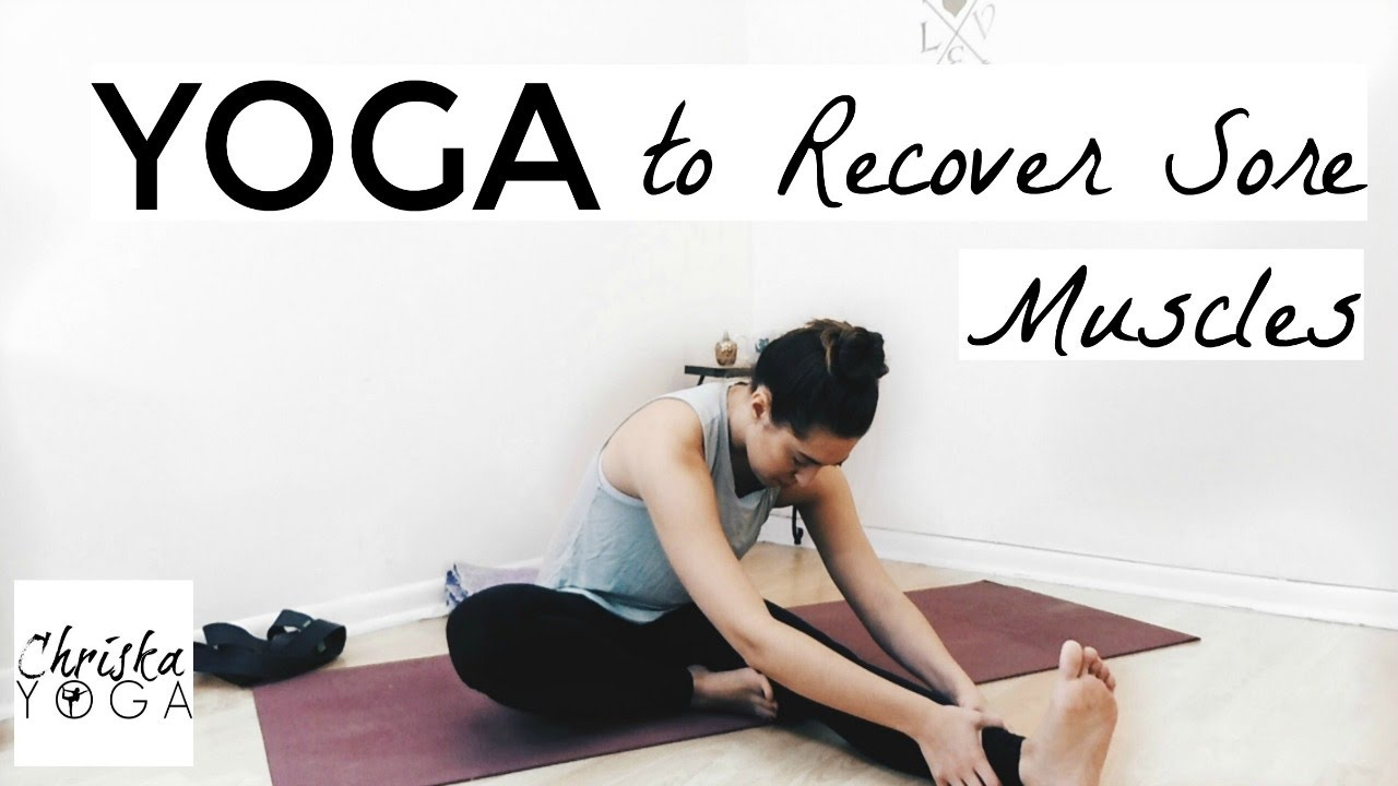 Watch Yoga Workout: Recovery Stretches for Beginners video