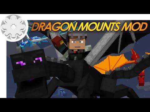 minecraft:-dragon-mounts!-how-to-ride-a-dragon-in-minecraft!-(mod-showcase)