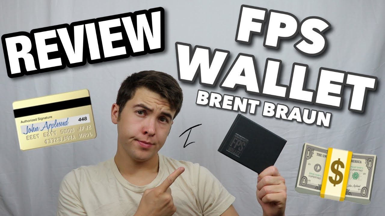 Download FPS Wallet by Brent Braun and The Magic Firm - Magic Trick Review