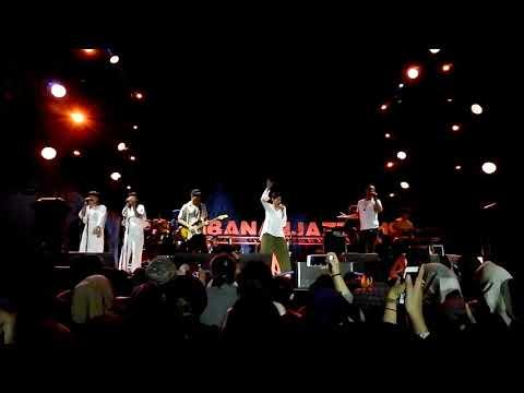 Maliq & D'Essentials - Senja Teduh Pelita ( Prambanan Jazz 2019 )