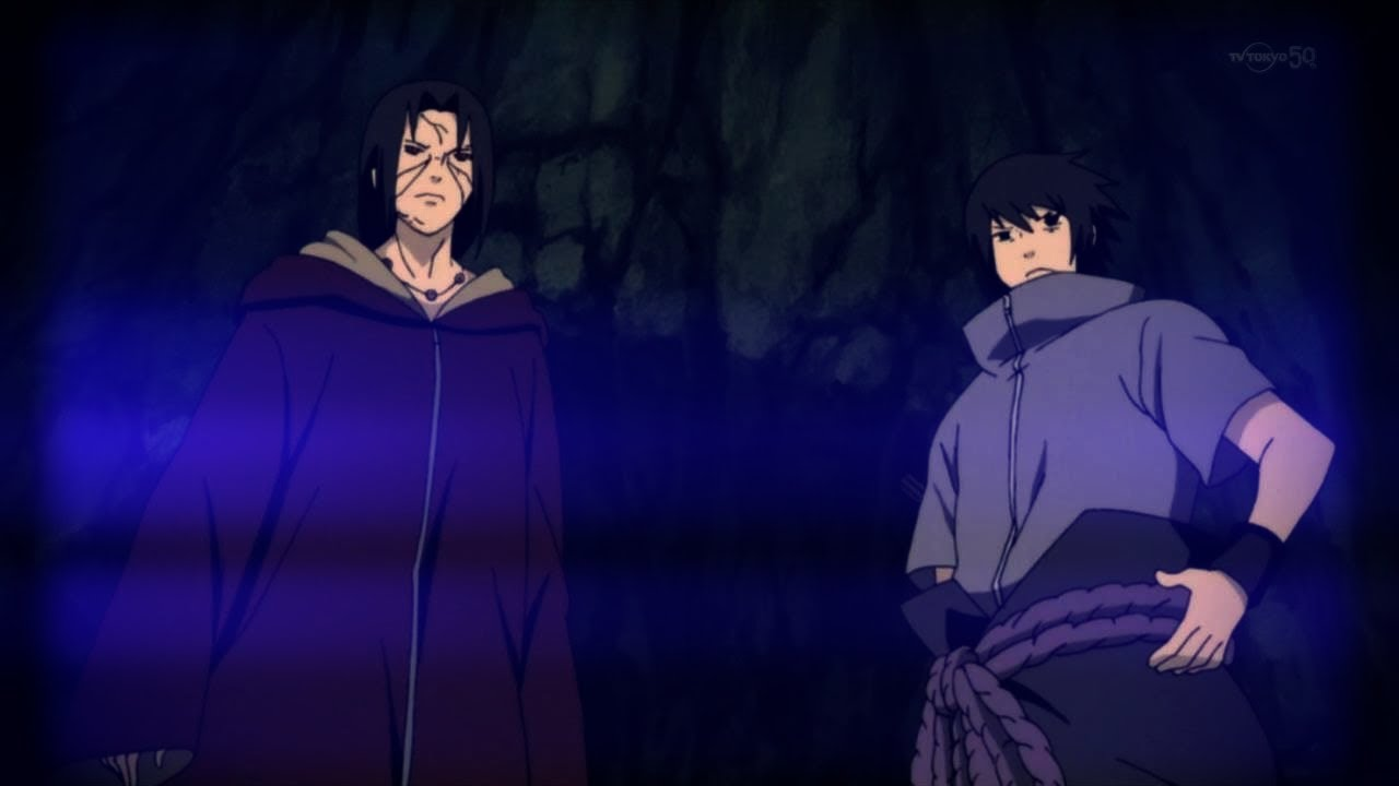 Sasuke (guerra) conseguiria sair do Pântano(yomi numa) do Jiraya com chidori? Maxresdefault