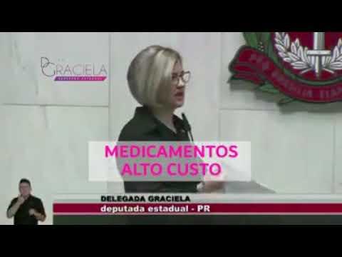 Delegada Graciela pede explicações da Secretaria de Saúde do Estado.