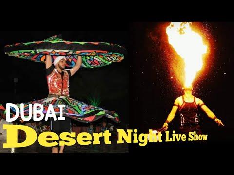 Dubai Desert Safari the most popular tour in Dubai
