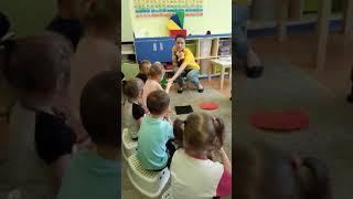 Английский язык Ахтырка деткам от 3 лет. Открытые уроки I can sing(10)