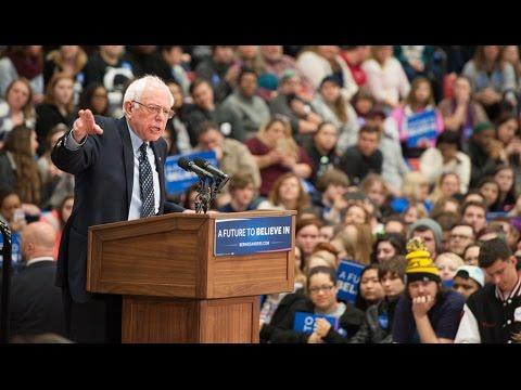 SIUE - U.S. Senator Bernie Sanders - 3-4-16
