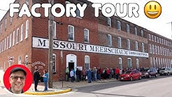 Missouri Meerschaum Corn Cob Pipe Factory Tour