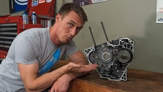 How a Motorcycle Transmission Works   MC GARAGE