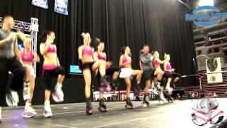 Fitbalance 2011 - Sifi és a  Kangoo Jumps Team
