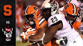 Syracuse vs. NC State Game Highlight (2019)