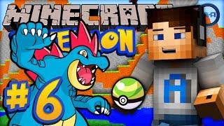 Minecraft PIXELMON - Episode #6 w/ Ali-A! -