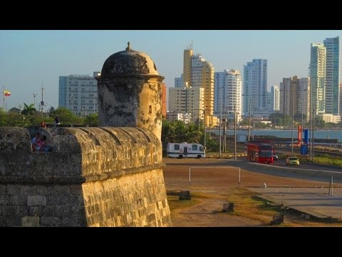 Cartagena, Columbia - Journey with Jamie Logan