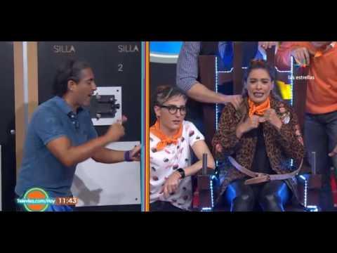 Andrea Legarreta Y Galilea Montijo Se Van A Los Golpes
