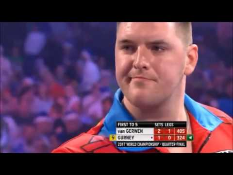 7 Perfect Darts by Daryl Gurney