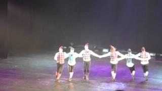 """Шоу под дождем """"Признание в любви"""" 5 декабря 2015"""