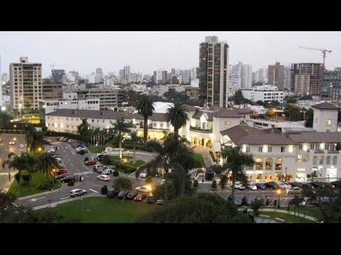 Fotos de Lima Perú - CIUDAD MODERNA