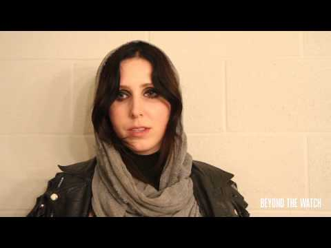 Chelsea Wolfe Interview 2014 (Beyond The Watch)