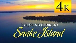 Exploring Georgina: Snake Island