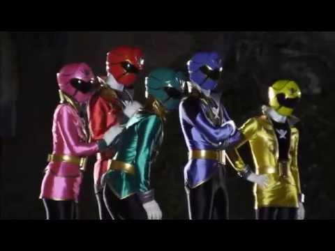 Power Rangers Super
