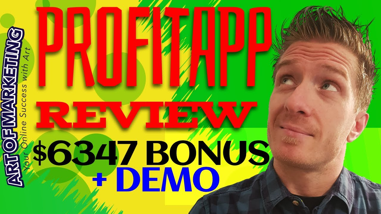 ProfitApp Review, Demo & $6347 Bonus - Profit App Review