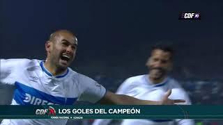 ¡Revive los 39 goles del Campeón, Universidad Católica!