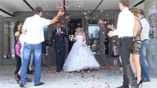 Свадьба в Макинске 2015 Виктора и Елены