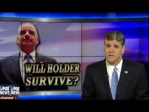 Hannity Reviews the Eric Holder Lies & Scandals