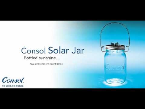 Safm Interview On The New Consol Solar Jar