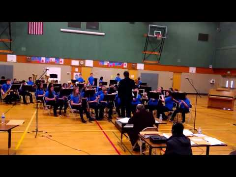 Centralia Middle School Symphonic band