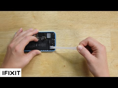 How To: Remove & Reapply IPhone Battery Adhesive Strips