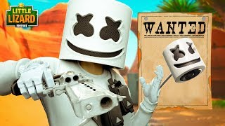 NEVER STEAL FROM MARSHMELLO!