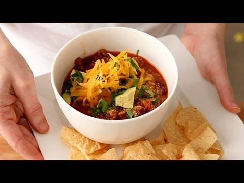 30-Minute Chili   Everyday Food with Sarah Carey - YouTube